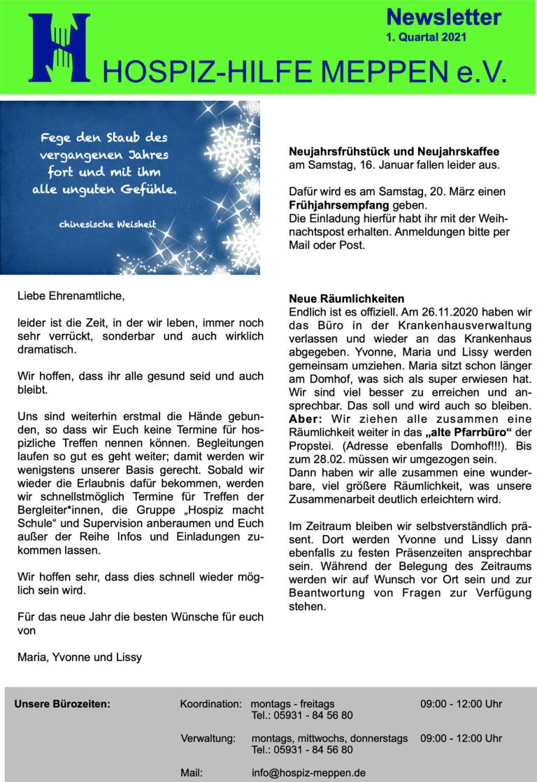 Hospiz-Hilfe-Meppen_Newsletter_Q1_2021