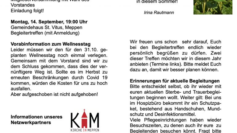 Hospiz-Hilfe_Meppen_Newsletter_Quartal_3_2020